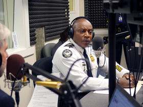 APD Chief George Turner